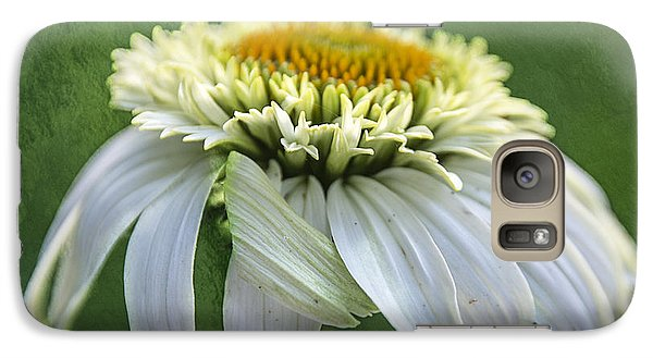 The First Coneflower Galaxy S7 Case