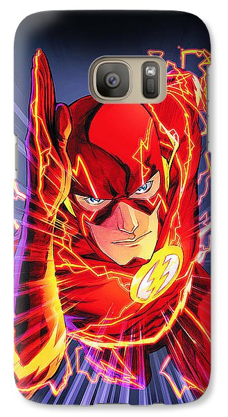 The Flash Galaxy S7 Case