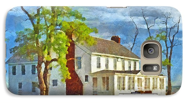 The Former Sleeping Bear Inn / Glen Haven Michigan Galaxy S7 Case