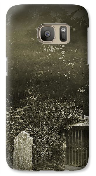 Galaxy Case featuring the photograph The Fortingall Yew by Jane McIlroy