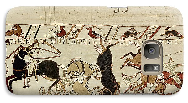 The Bayeux Tapestry Galaxy S7 Case by French School