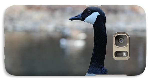 Galaxy Case featuring the photograph The Gander by David Jackson