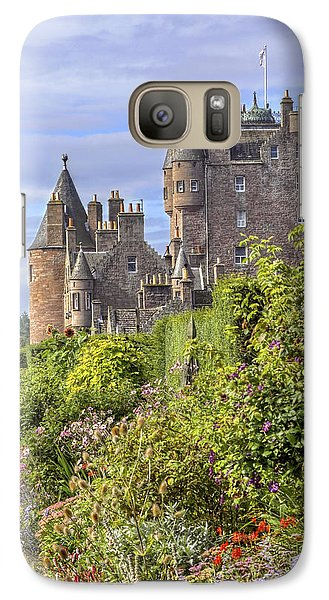 The Garden Of Glamis Castle Galaxy S7 Case