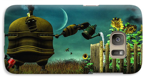 The Gardener Galaxy S7 Case by Bob Orsillo