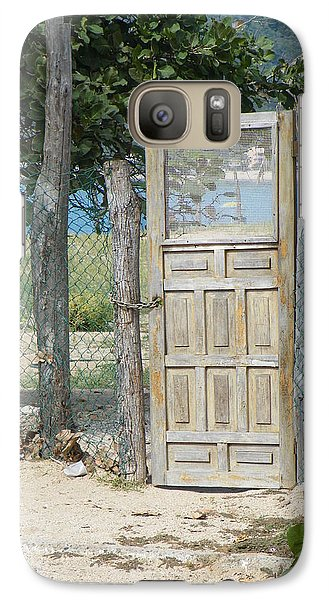 Galaxy Case featuring the photograph The Gates Of Paradise by Brian Boyle