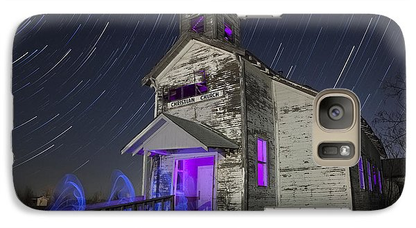 Galaxy Case featuring the photograph The Gathering II by Keith Kapple