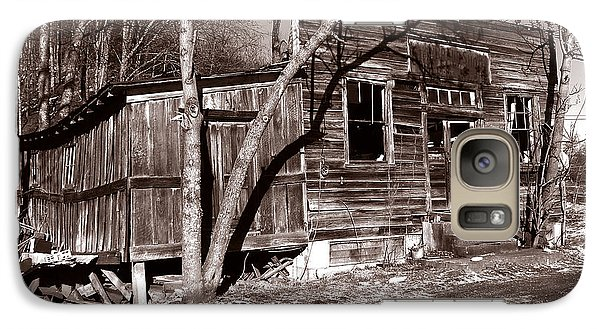 Galaxy Case featuring the photograph The General Store by Craig T Burgwardt