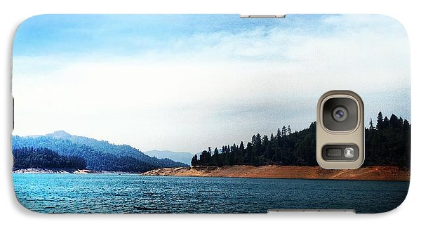 Galaxy Case featuring the photograph The Getaway by Luther Fine Art