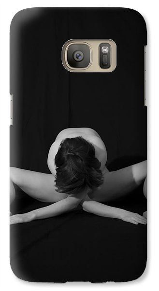 Galaxy Case featuring the photograph The Gift by Mez