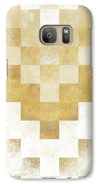 The Golden Path Galaxy S7 Case by Hugo Edwins