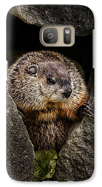 The Groundhog Galaxy S7 Case by Bob Orsillo