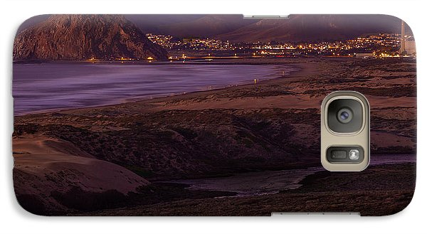 The Guardian--- Morro Bay Galaxy S7 Case