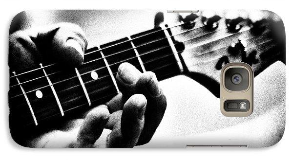 The Guitar Galaxy S7 Case by Bob Orsillo
