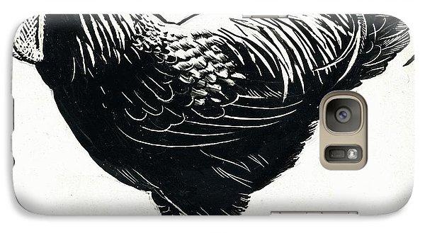 The Hen Galaxy Case by George Adamson
