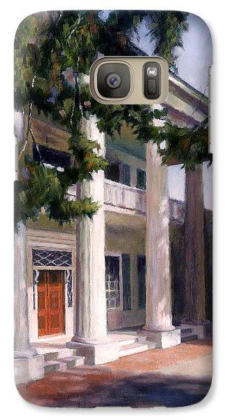 Galaxy Case featuring the painting The Hermitage by Janet King