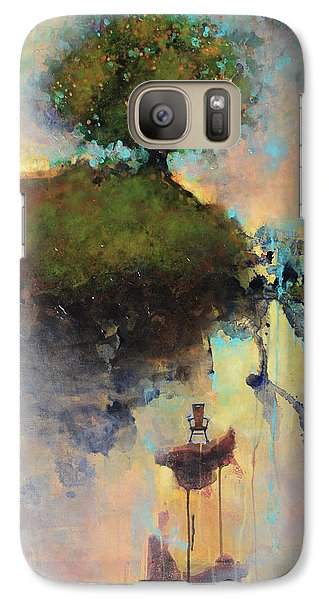 Louvre Galaxy S7 Case - The Hiding Place by Joshua Smith