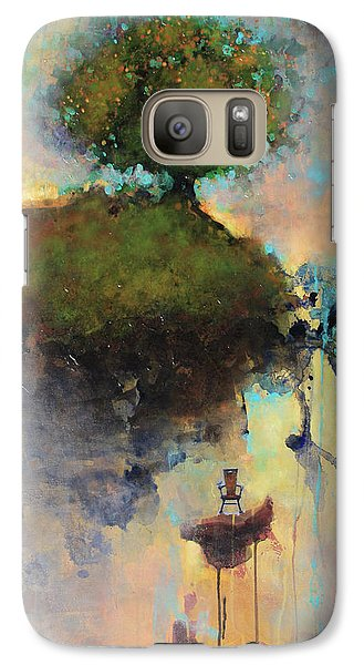 Galaxy S7 Case - The Hiding Place by Joshua Smith