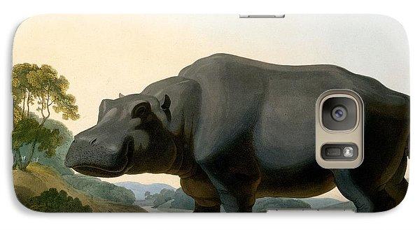 The Hippopotamus, 1804 Galaxy S7 Case