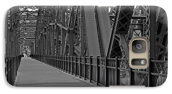 The Hot Metal Bridge In Pittsburgh Galaxy S7 Case