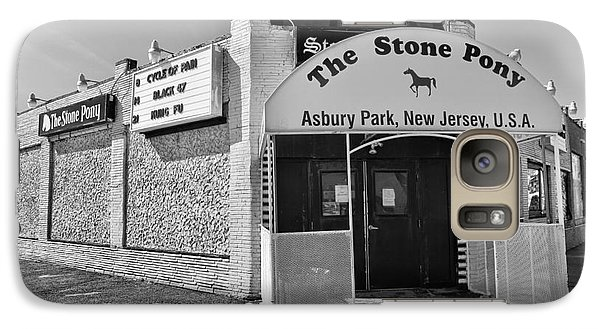 Galaxy Case featuring the photograph The House That Bruce Built II - The Stone Pony by Lee Dos Santos