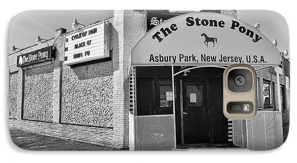 Galaxy Case featuring the photograph The House That Bruce Built - The Stone Pony by Lee Dos Santos