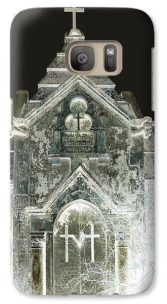 Galaxy Case featuring the photograph The Italian Vault 2 by Terry Webb Harshman