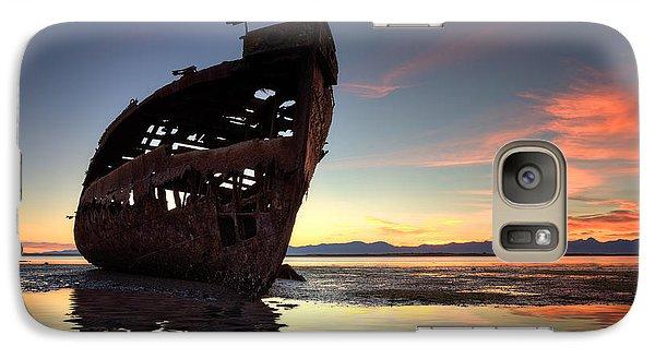 the 'Janie Seddon' Galaxy S7 Case