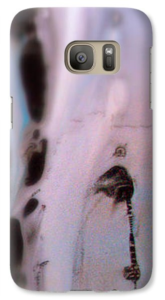Galaxy Case featuring the digital art The Key by Christine Ricker Brandt