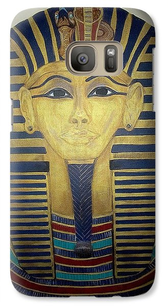Galaxy Case featuring the photograph The King by Joetta Beauford