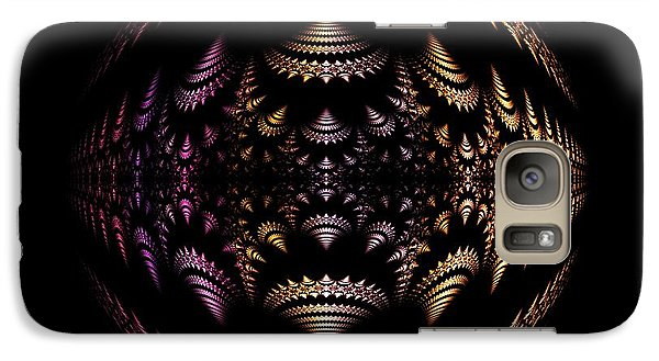 Galaxy Case featuring the digital art The Kings Gifts by Linda Whiteside