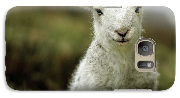 The Lamb Galaxy S7 Case