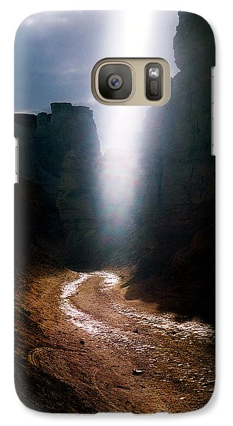 The Land Of Light Galaxy S7 Case