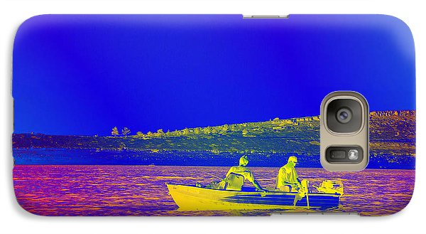 Galaxy Case featuring the photograph The Lazy Sunday Afternoon by David Pantuso