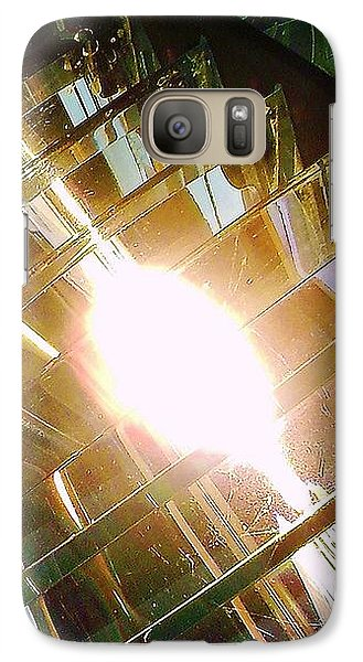 Galaxy Case featuring the photograph The Light by Daniel Thompson