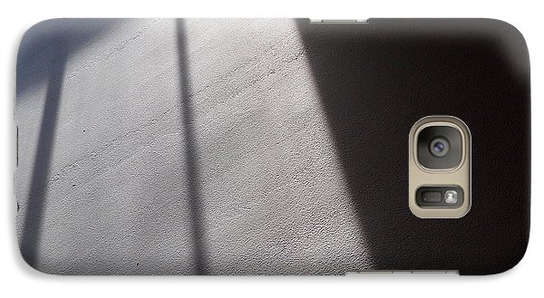 Galaxy Case featuring the photograph The Light From Above by Steven Huszar