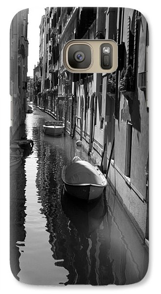 Galaxy Case featuring the photograph The Light - Venice by Lisa Parrish