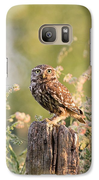 The Little Owl Galaxy S7 Case