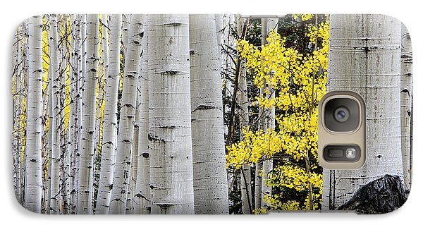 Galaxy Case featuring the photograph The Littlest One by The Forests Edge Photography - Diane Sandoval