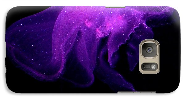 Galaxy Case featuring the photograph The Living Universe by Jeremy Martinson