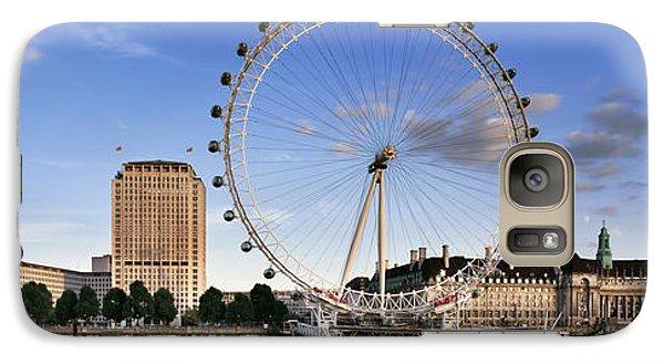 The London Eye Galaxy S7 Case by Rod McLean