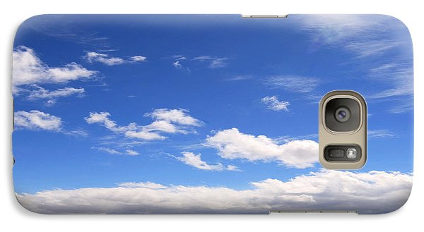 Galaxy Case featuring the photograph The Long Long Road Too by Bob Pardue