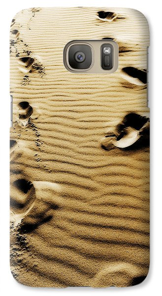Galaxy Case featuring the photograph The Long Road To Love by Selke Boris
