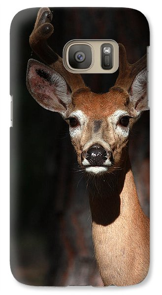 Galaxy Case featuring the photograph The Magnificent One  by Rita Kay Adams