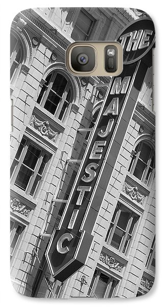 Galaxy Case featuring the photograph The Majestic Theater Dallas #3 by Robert ONeil