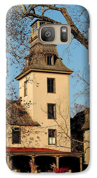 Galaxy Case featuring the photograph The Mansion by Allen Beilschmidt