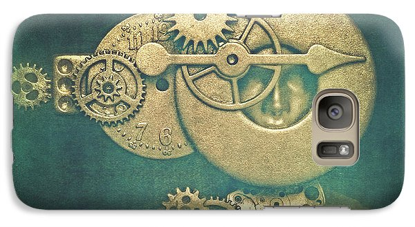 Galaxy Case featuring the photograph The Mariner by Jeff  Gettis