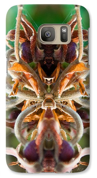 Galaxy Case featuring the photograph The Mating by WB Johnston