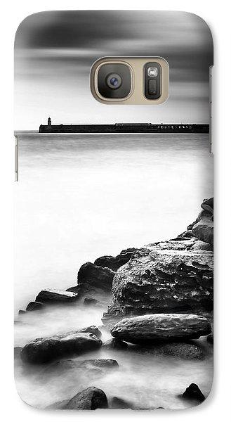 Mermaid Galaxy S7 Case - The Mermaid by Ian Hufton