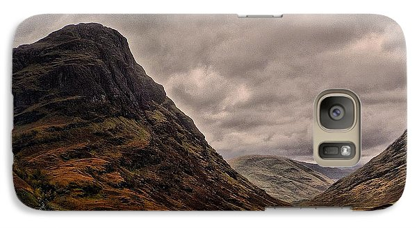 Galaxy Case featuring the photograph The Mighty Coe by Andy Heavens