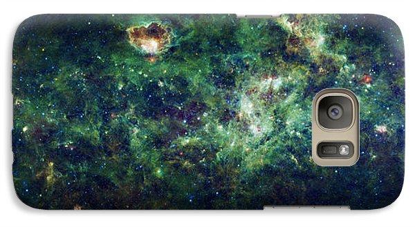 The Milky Way Galaxy S7 Case by Adam Romanowicz
